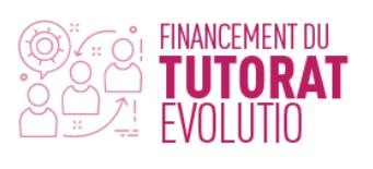 Financement tutorat evolutio